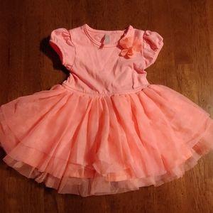 Girls baby toddler 12m Cherokee dress